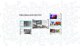 CIELORRASOS DE PVC