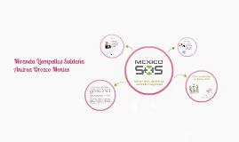 México SOS, ciudadanía contra la inseguridad