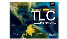 El tratado de libre comercio (TLC) entre Colombia y Estados