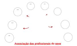 Associação das profissionais do sexo