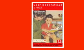 Copy of VOORLEESPRET MET PREZI 0-5 | Coole voorleestips van de bibliotheek