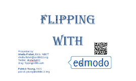 Flipping with Edmodo