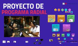 TALLER DE RADIO IX - X ciclo UCV