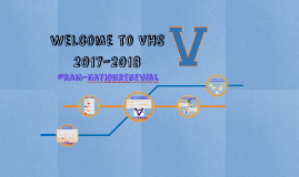 Welcome to VHS 2017-2018