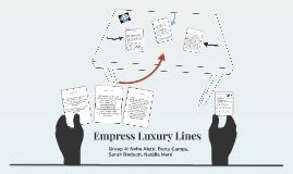 Copy of Empress Luxury Lines