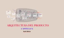 Copy of ARQUITECTURA DEL PRODUCT