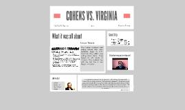 COHENS VS. VIRGINIA