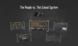 The People vs. The School System