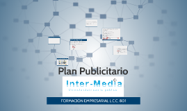 Plan Publicitario