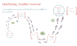 Identifying Credible Sources of Information
