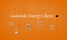Gatorade Energy Chews