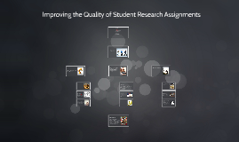 Improving the Quality of Student Research Assignments