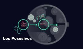 Copy of Los Posesivos