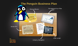 The Penguin Business Plan