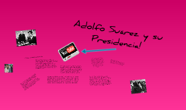 Copy of Adolfo Suárez y su Presidencia.