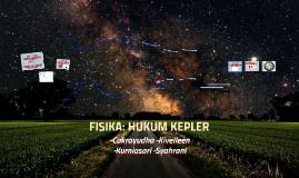 FISIKA: HUKUM KEPLER