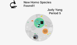New Homo Species Found!!