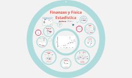 Finanzas y Física Estadística