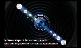Copie de Le Numérique