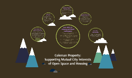Copy of Coleman Property: