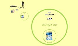 DICE Project 2013