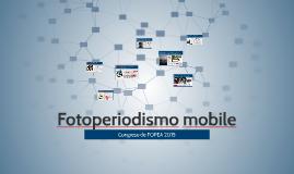 Fotoperiodismo Mobile