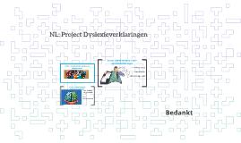 NL: Project Dylexieverklaringen