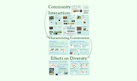Copy of AP Bio- Ecology 3: Community Interactions