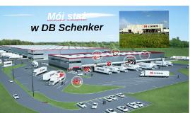 Mój staż w DB Schenker