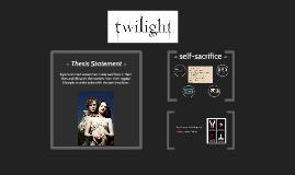 A Twi-heart Twilight Saga Presentation