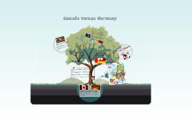 Canada versus Germany