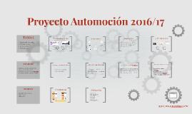 Proyecto Automoción 2016/17