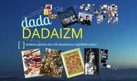 dadaizm - dada - hakan uslu