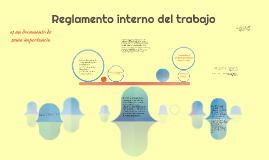 Reglamento interno del trabajo