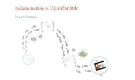 Solidariedade e Voluntariado