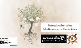 Introducción a los Medicamentos Esenciales