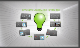 Copy of Limelight: Social Media for Realtors®