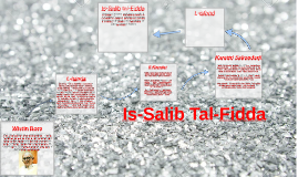 Copy of Is-Salib Tal-Fidda