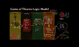 Game of Thorns Logic Model