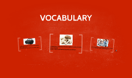 VOCABULARY (I02)
