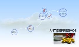 Copy of ANTIDEPRESIVOS