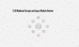 2.10 Medieval Europe and Japan Module Review