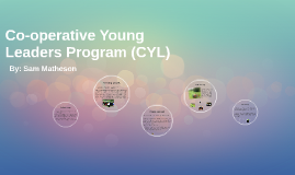Co-operative Young Leaders (CYL)