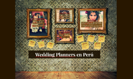 Wedding Planners en Perú