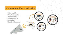 Comunicación Académica
