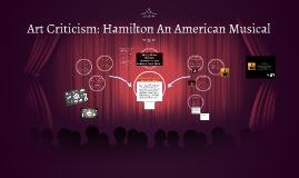 Art Criticism: A Presentation