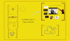 Kundenclubs in Deutschland