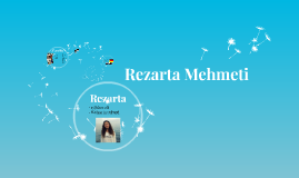 Rezarta Mehmeti