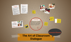 The Art of Classroom Dialogue