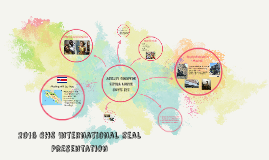 2016 CHS International Seal Presentation